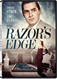 The Razor's Edge - movie DVD cover picture