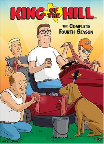 King of the Hill - Season 4 DVD