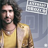 Capa do álbum Antonio Orozco
