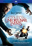 Lemony Snicket's A Series of Unfortunate Events (Full Screen Edition) - movie DVD cover picture