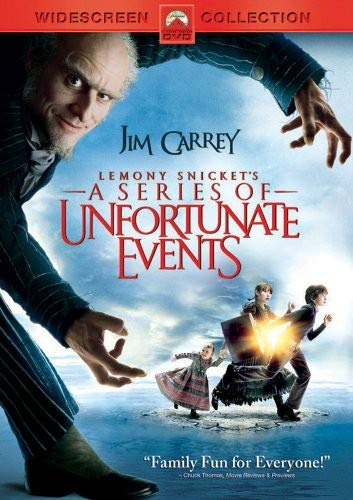 LEMONY SNICKET'S A SERIES OF UNFORTUNATE EVENTS (WIDESCREEN EDITION)