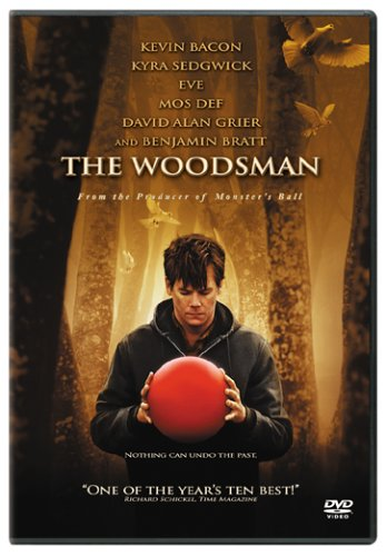 The Woodsman DVD