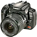 Photo : Canon Digital Rebel XT 8MP Digital SLR Camera with EF-S 18-55mm f3.5-5.6 Lens (Black)