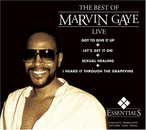 The Best of Marvin Gaye: Live
