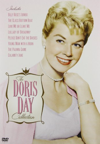 Doris Day Collection 1 Billy Rose's Jumbo / Calamity Jane / The Glass Bottom Boat / Love Me or Leave Me / Lullaby of Broadway / The Pajama Game / Please Don't Eat the Daisies / Young Man with a Horn