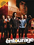 Entourage - The Complete First Season - movie DVD cover picture