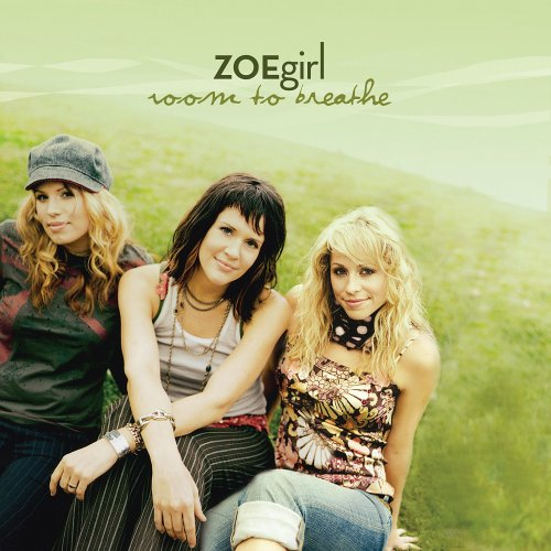 Room to Breathe by ZOEgirl album cover