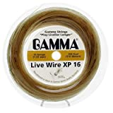 Gamma Live Wire XP Tennis String - 360' Reel by Gamma