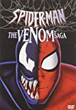 Spider-Man - The Venom Saga (Animated Series) - movie DVD cover picture