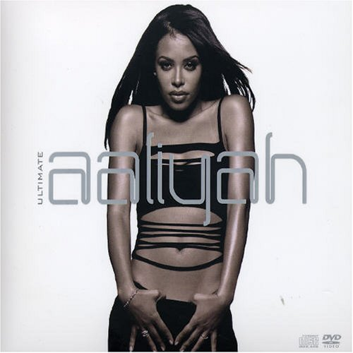 Ultimate Aaliyah by Aaliyah album cover