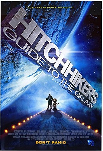 The Hitchhikers Guide to the Galaxy (2 Disc Edition) [DVD] [2005] by Martin Freeman|Mos Def|Sam Rockwell