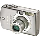 Canon Powershot SD500 7.1MP Digital Elph Camera with 3x Optical Zoom