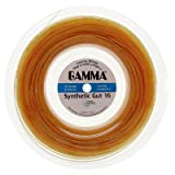Gamma Synthetic Gut Tennis String - 660' Reel (16 Guage) by Gamma