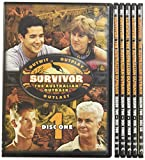 Survivor The Australian Outback - The Complete Season - movie DVD cover picture