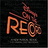 Album cover for On The Record  New Musical Rev