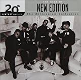 Album cover for 20th Century Masters - The Millennium Collection: The Best of New Edition
