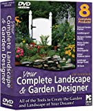 Your Complete Landscape and Garden Designer (DVD-Rom) by Valusoft (DVD-ROM) � Windows XP