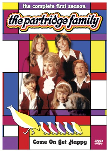 Partridge Family DVD