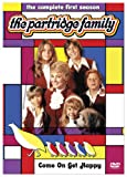 The Partridge Family - The Complete First Season - movie DVD cover picture