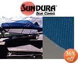 Boat Cover for Sylvan-Pro Select 17' by Warehouse Direct Covers