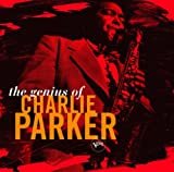 Skivomslag för The Genius of Charlie Parker