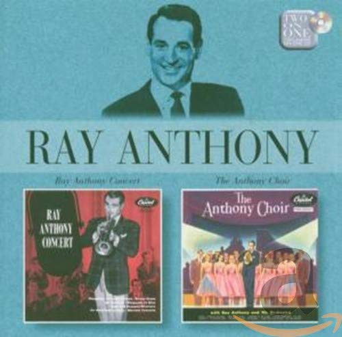 Ray Anthony Concert/The Anthony Choir