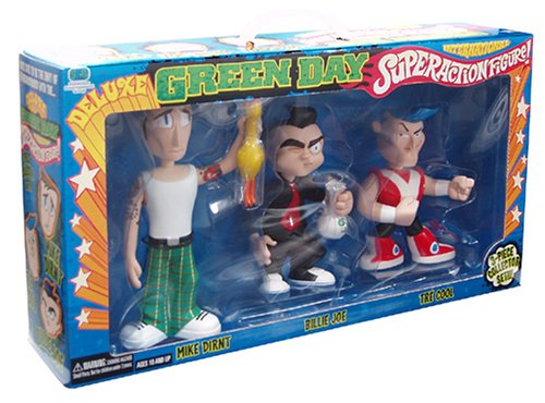 Green Day - Roto Vinyl Figure Box Set