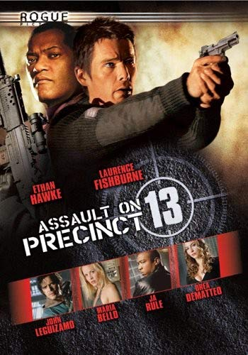 Assault on Precinct 13  DVD