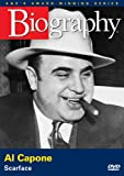 Biography - Al Capone: Scarface (A&E DVD Archives) - movie DVD cover picture