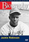 Biography - Jackie Robinson (A&E DVD Archives) - movie DVD cover picture