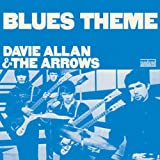 Copertina di album per Blues Theme