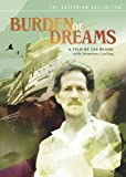 Burden of Dreams -  Criterion Collection - movie DVD cover picture