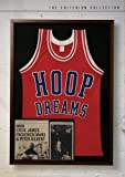 Hoop Dreams - Criterion Collection - movie DVD cover picture