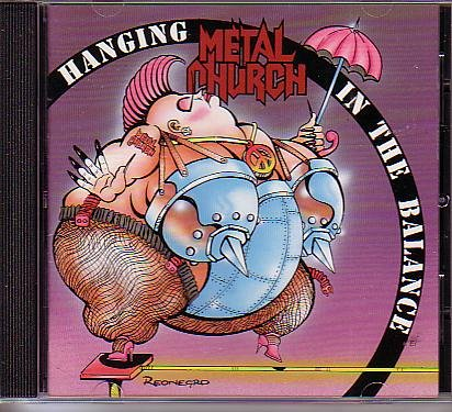 Metal Church - Hanging In The Balance - Zortam Music