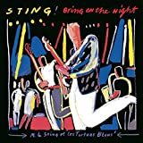 Capa de Bring on the Night (disc 2)