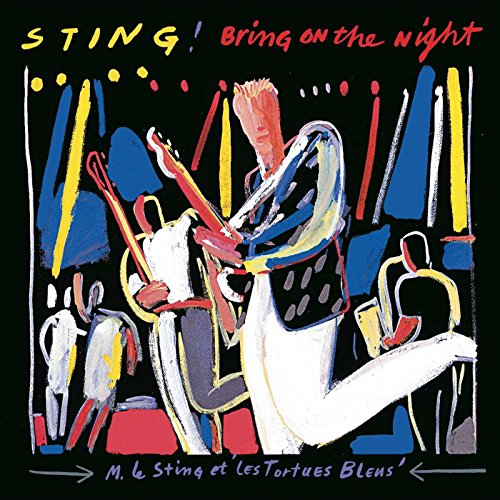 Sting - Bring On The Night (CD 2) - Zortam Music