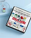 Monopoly Property Wine Charms - Set of 6
