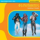Copertina di album per Everything is Possible: The Best of Os Mutantes
