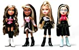 Lil' Bratz Rock Starz 4 Doll Gift Set