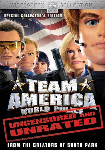 Team America: World Police - Unrated Widescreen Special Collector's Edition