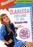 Clarissa Explains It All - Season One - movie DVD cover picture
