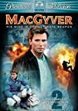 MacGyver - The Complete Second Season - movie DVD cover picture