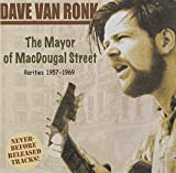 Capa de The Mayor of MacDougal Street: Rarities 1957-69