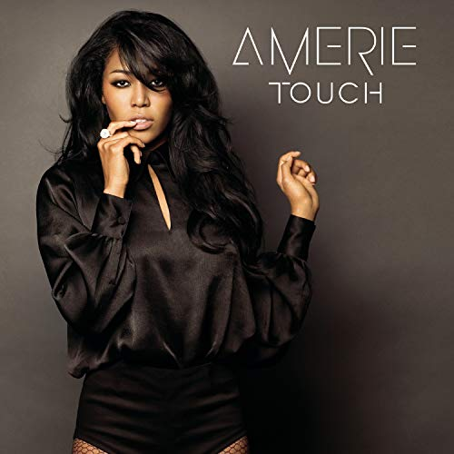 Original album cover of Touch by Amerie