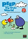 Peep and the Big Wide World 3pk Set - movie DVD cover picture