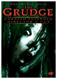 The Grudge (Director's Cut) - movie DVD cover picture