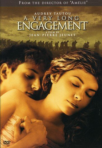 dvd cover:a very long engagement