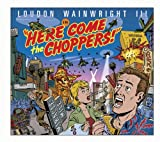 Album cover for Here Come the Choppers