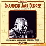 Best of Champion Jack Dupree: Dupree Shake Dance