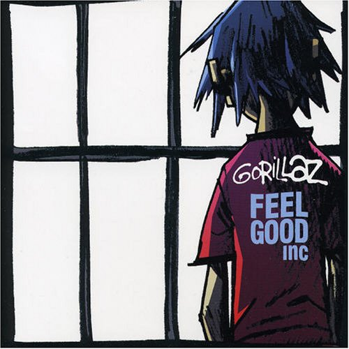 Original album cover of Feel Good Inc. by Gorillaz